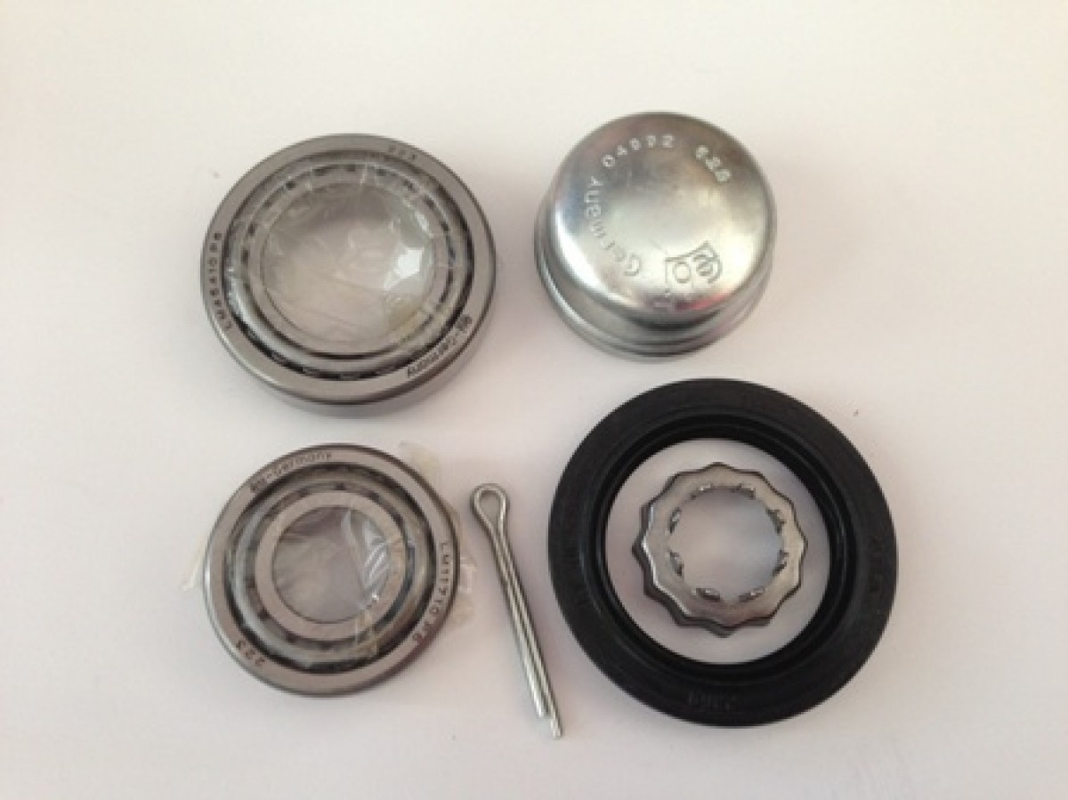 Rear Bearing Kit Golf 3