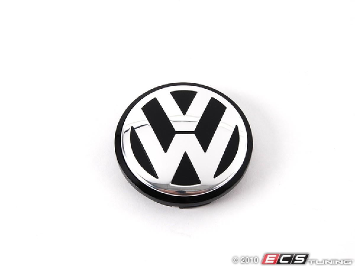 VW Wheel Center Caps - Priced Each