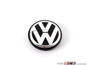 VW Wheel Center Caps - Priced Each