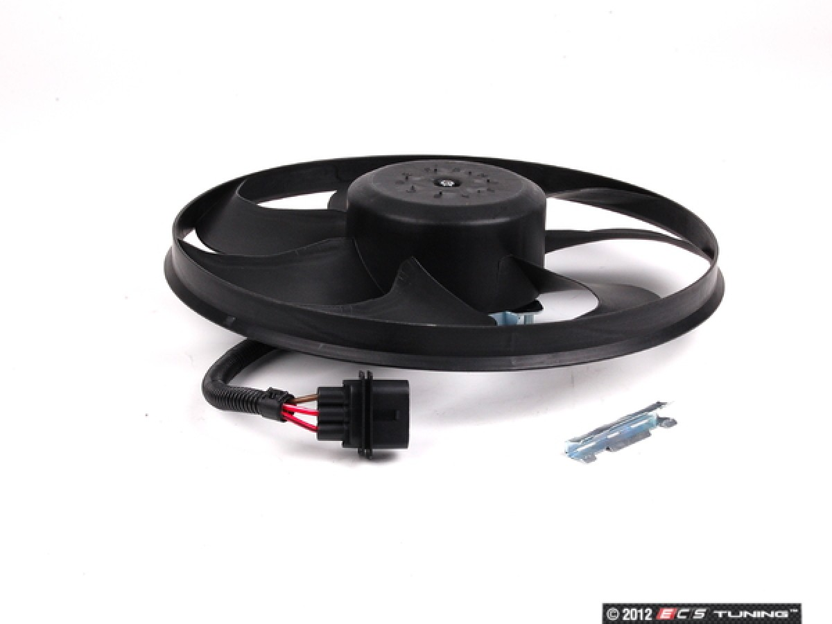 Auxiliary Fan Assembly - 345MM