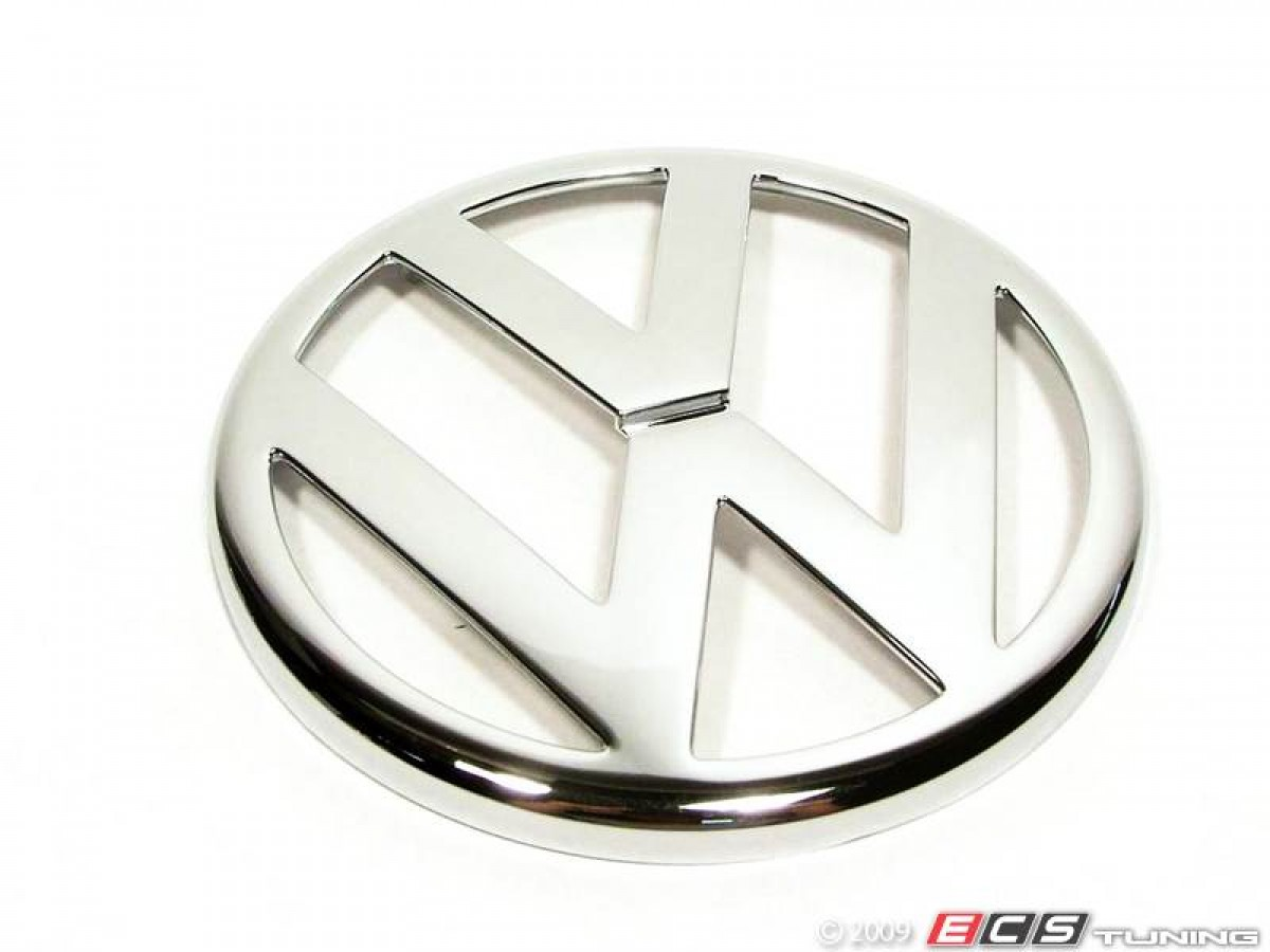 Chrome Grille VW Insignia