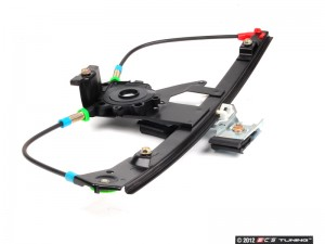 Rear Window Regulator - Left