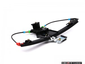 Rear Window Regulator - Right