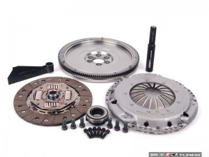 Stage 1 Clutch Kit - Lightweight 228mm Single Mass Flywheel (6.4 kg)