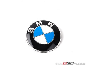 BMW Hood Emblem