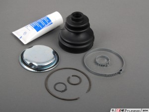 Front Inner CV Joint Boot Kit - Priced Each