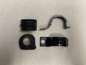 Sway bar mount kit