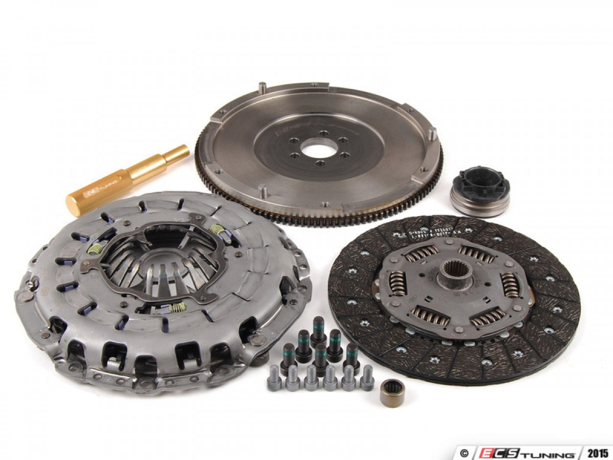 RA4 240mm Clutch Conversion Kit - Stage 1