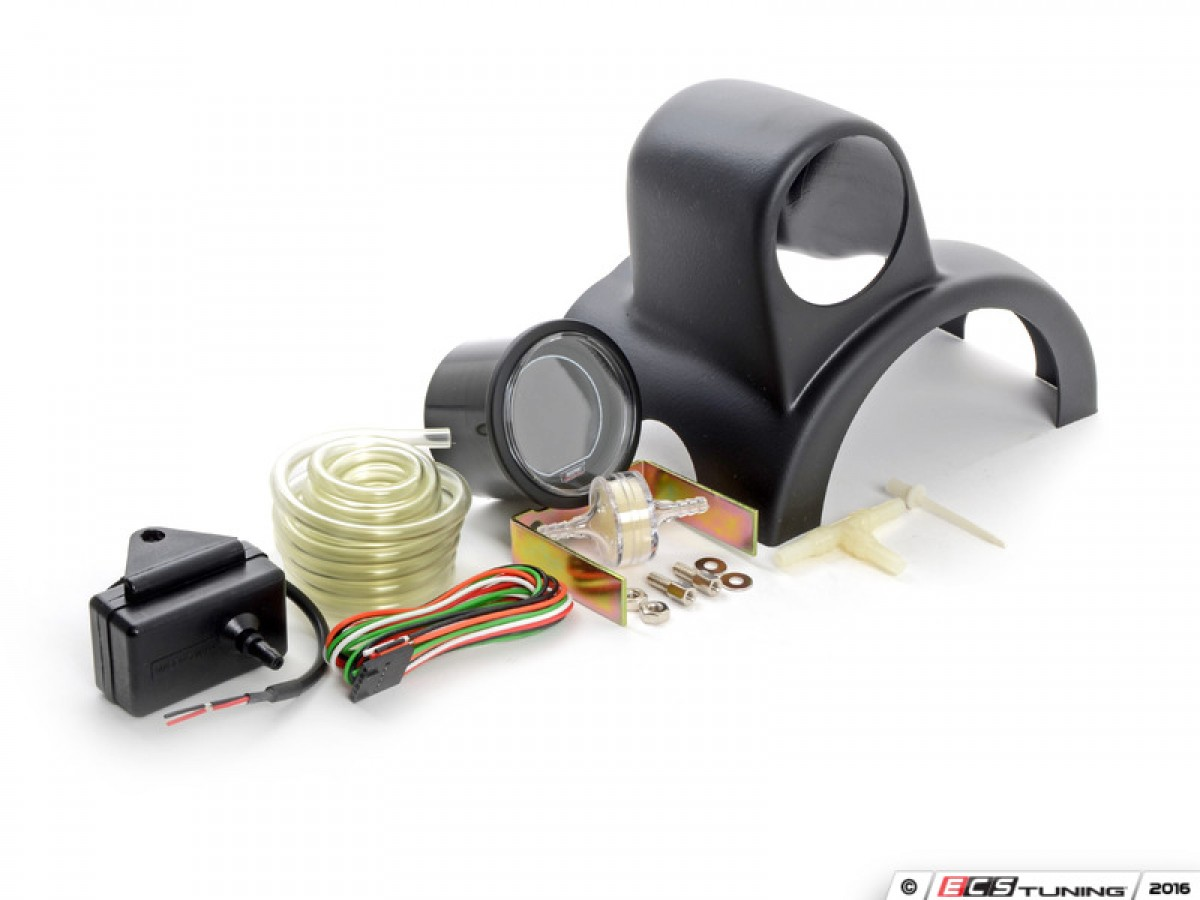 Column Mounted Boost Gauge & Pod Kit